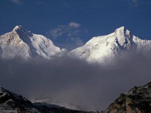 Makalu From the Kangshung, Tibet by Vassi Koutsaftis