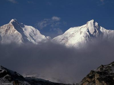 Makalu From the Kangshung, Tibet