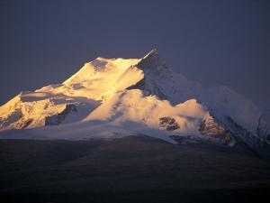 Shisha Pangma, Tibet by Vassi Koutsaftis