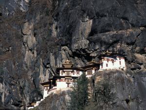 Taksang Monastery, Bhutan by Vassi Koutsaftis