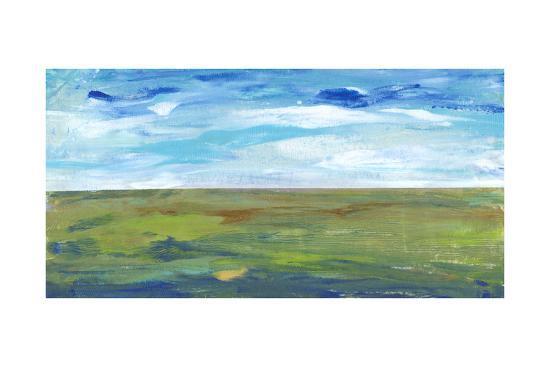 Vast Land II-Tim OToole-Art Print