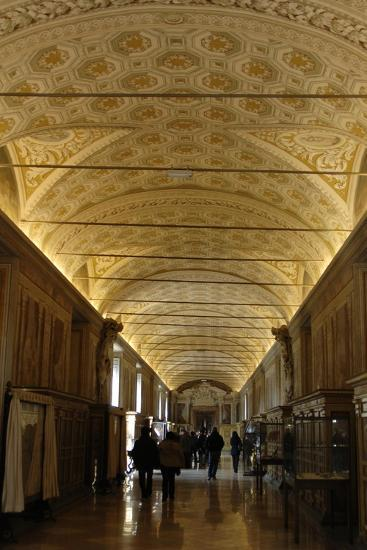 Vatican Museums, Interior--Giclee Print