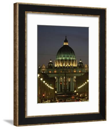 Vatican, Rome, Italy-Richard Nowitz-Framed Photographic Print
