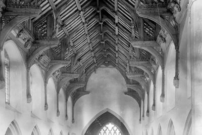 Vaulted Roof, St. Agnes Church, Cawston-Frederick Henry Evans-Photographic Print