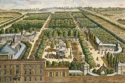 Vauxhall Gardens, Lambeth, 1751--Giclee Print