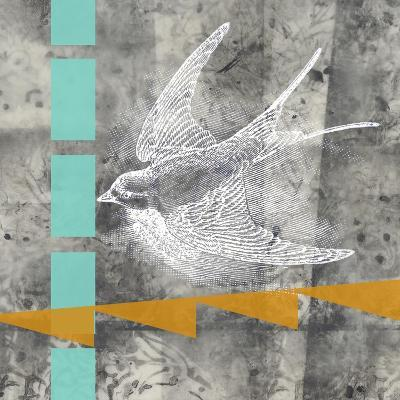 Vector II-Jennifer Goldberger-Art Print