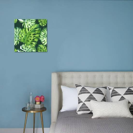 home decor ideas use tropical leaves.htm vector illustration with tropical leaves  art print monash art com  tropical leaves  art print monash