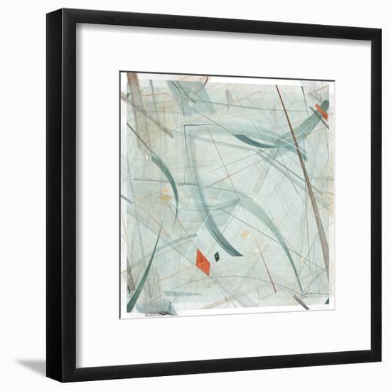 Vectora Panel I-James Burghardt-Framed Art Print