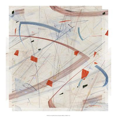 Vectora Panel II-James Burghardt-Giclee Print