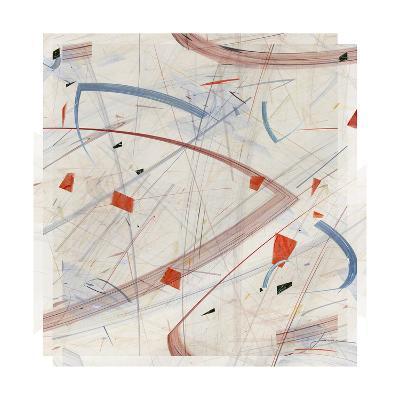 Vectora Panel II-James Burghardt-Art Print