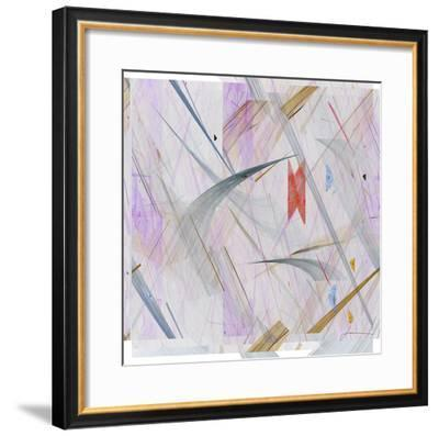 Vectora Panel IV-James Burghardt-Framed Giclee Print