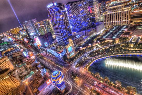 Vegas II-Moises Levy-Photographic Print