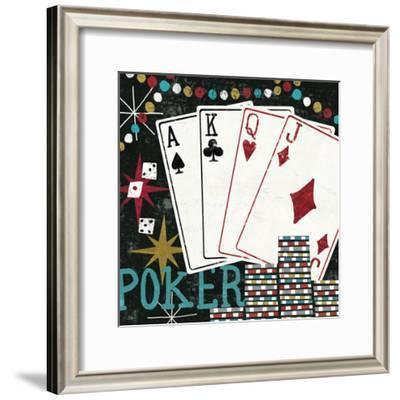 Vegas-Michael Mullan-Framed Premium Giclee Print