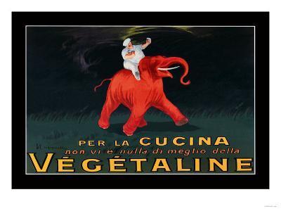 Vegetaline, Per la Cucina--Art Print