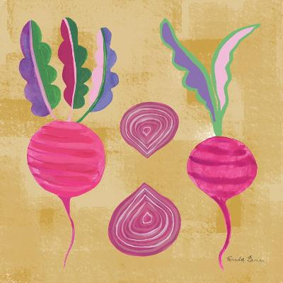 Veggie Time IV-Farida Zaman-Art Print