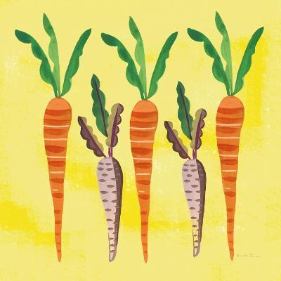 Veggie Time V v2-Farida Zaman-Art Print