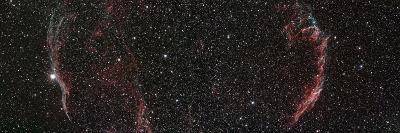 Veil Nebula Mosaic--Photographic Print