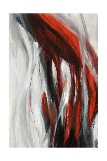 Veil-Farrell Douglass-Giclee Print