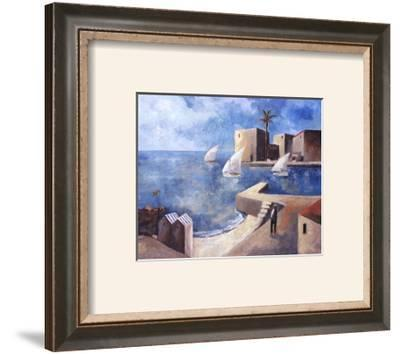 Vela Latina-Didier Lourenco-Framed Art Print