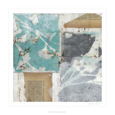 Vellum & Lace I-Jennifer Goldberger-Limited Edition