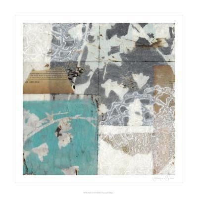 Vellum & Lace II-Jennifer Goldberger-Limited Edition