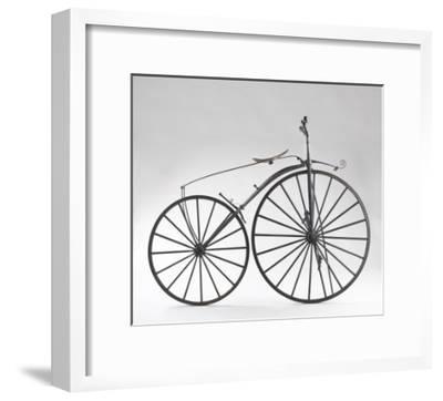 Vélocipéde type Michaux