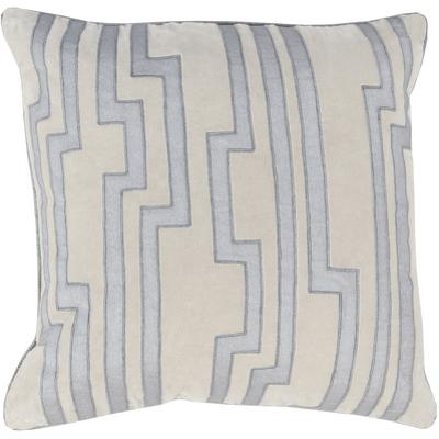 Velocity Down Fill Pillow - Silver