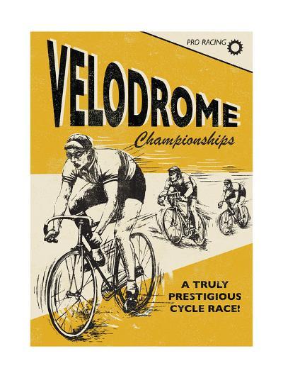 Velodrome-Rocket 68-Giclee Print