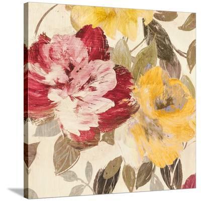 Velvet Lovers I-Kelly Parr-Stretched Canvas Print
