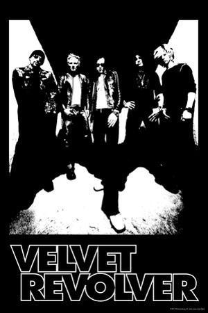 Velvet Revolver - Black and White