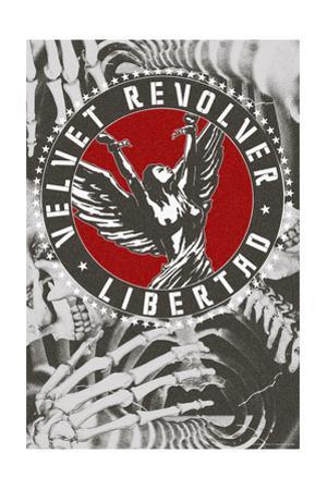 Velvet Revolver - Libertad Bones