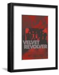 Velvet Revolver - Red Collage