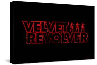 Velvet Revolver - Red Logo