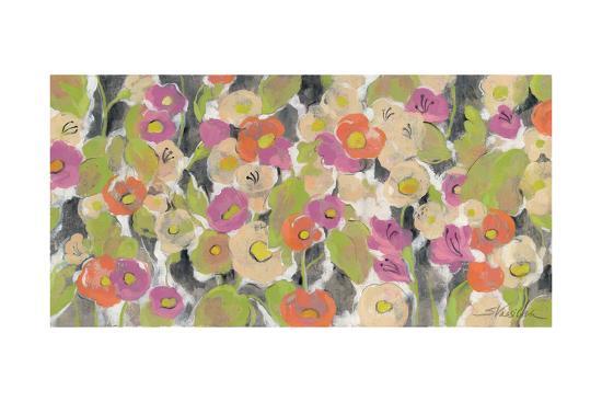 Velvety Florals-Silvia Vassileva-Art Print