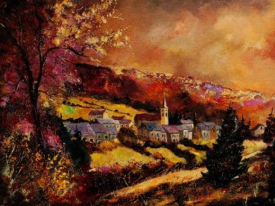 Vencimont Fall Colors 68-Pol Ledent-Art Print