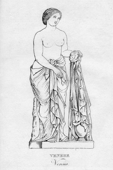 'Venere (Venus)', c1850-Unknown-Giclee Print