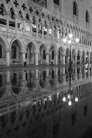Venetia Reflection-Moises Levy-Photographic Print