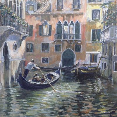 Venetian Backwater-Rosemary Lowndes-Giclee Print