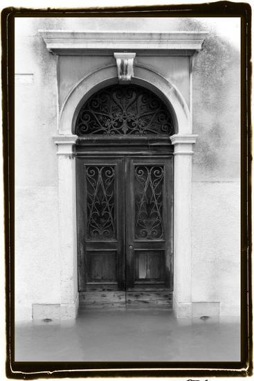 Venetian Doorways I-Laura Denardo-Photographic Print