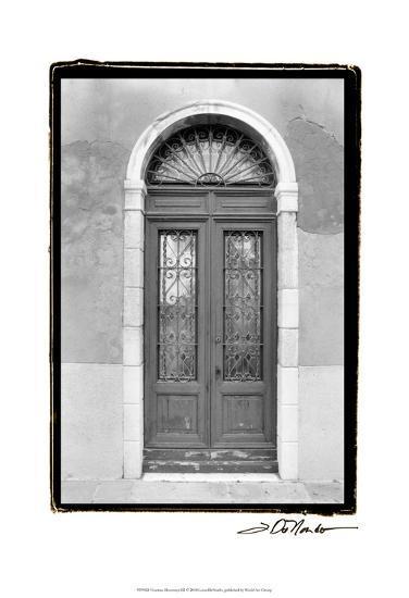 Venetian Doorways III-Laura Denardo-Art Print