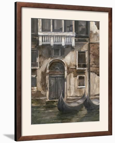 Venetian Facade I-Ethan Harper-Framed Photographic Print