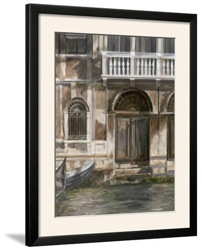 Venetian Facade II-Ethan Harper-Framed Photographic Print