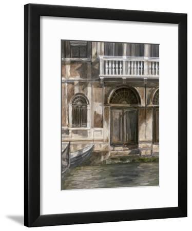 Venetian Facade II-Ethan Harper-Framed Art Print
