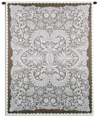 Venetian Lace--Wall Tapestry