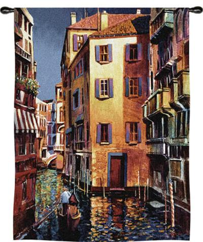 Venetian Light-Michael O'Toole-Wall Tapestry