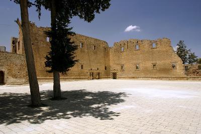 Venetian Palace, Famagusta, North Cyprus-Peter Thompson-Photographic Print