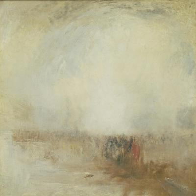 Venetian Scene-J^ M^ W^ Turner-Giclee Print