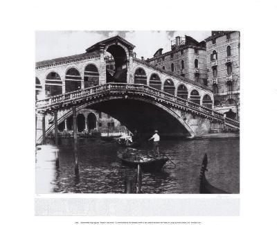 Venetian Waltz VII-Augustine (Joseph Grassia)-Art Print