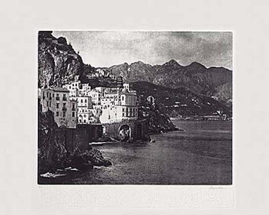 Venetian Waltz XII-Augustine (Joseph Grassia)-Art Print