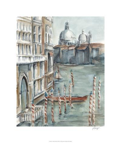 Venetian Watercolor Study I-Ethan Harper-Limited Edition